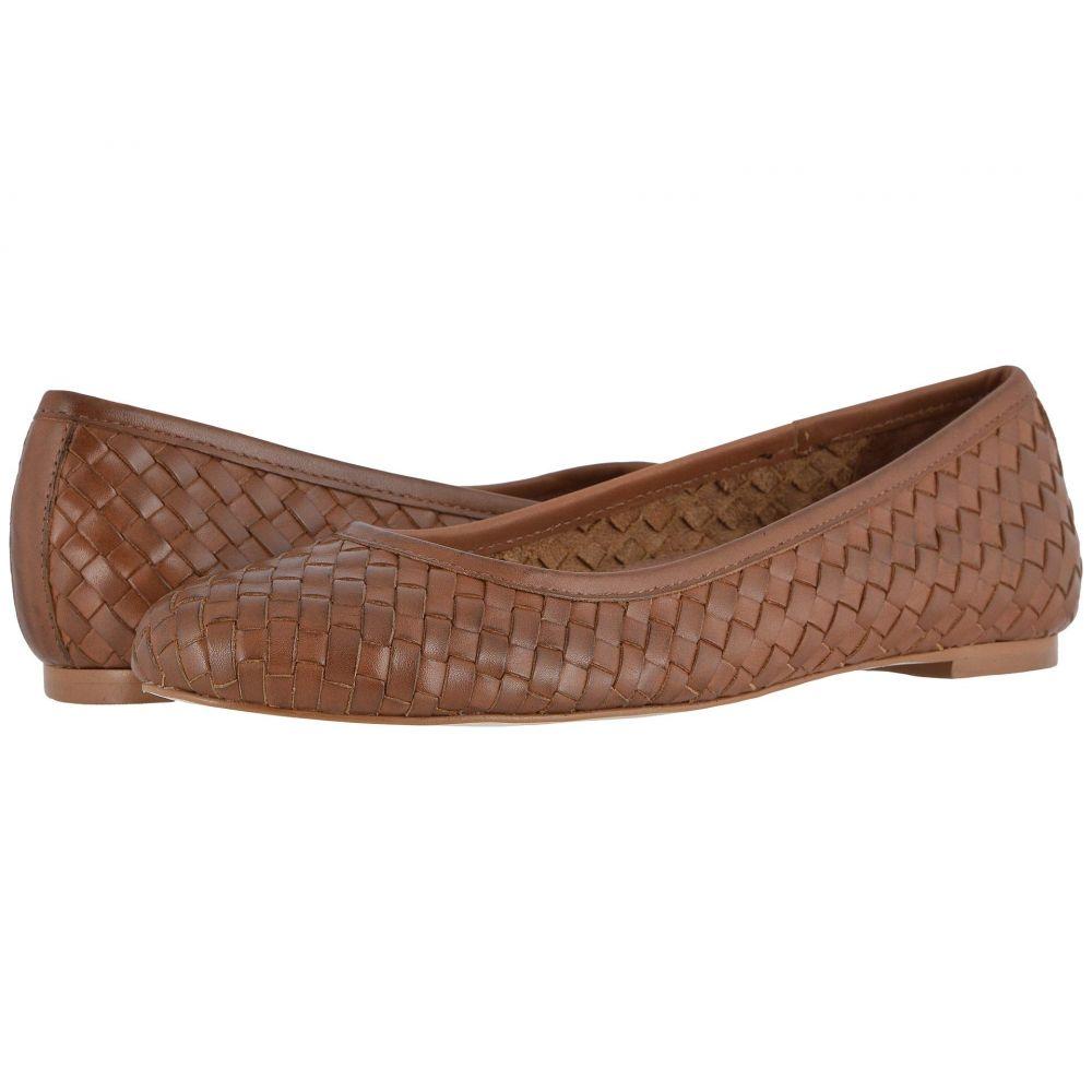 ウォーキング クレードル Walking Cradles レディース スリッポン・フラット シューズ・靴【Becca】Luggage Leather