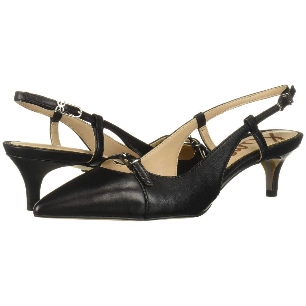 サム エデルマン Sam Edelman レディース ヒール シューズ・靴【Denia】Black Dress Nappa Leather