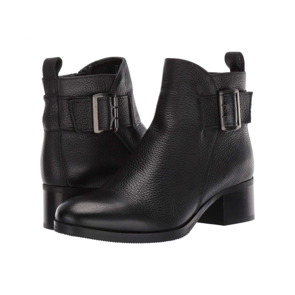 クラークス Clarks レディース ブーツ シューズ・靴【Mila Charm】Black Leather