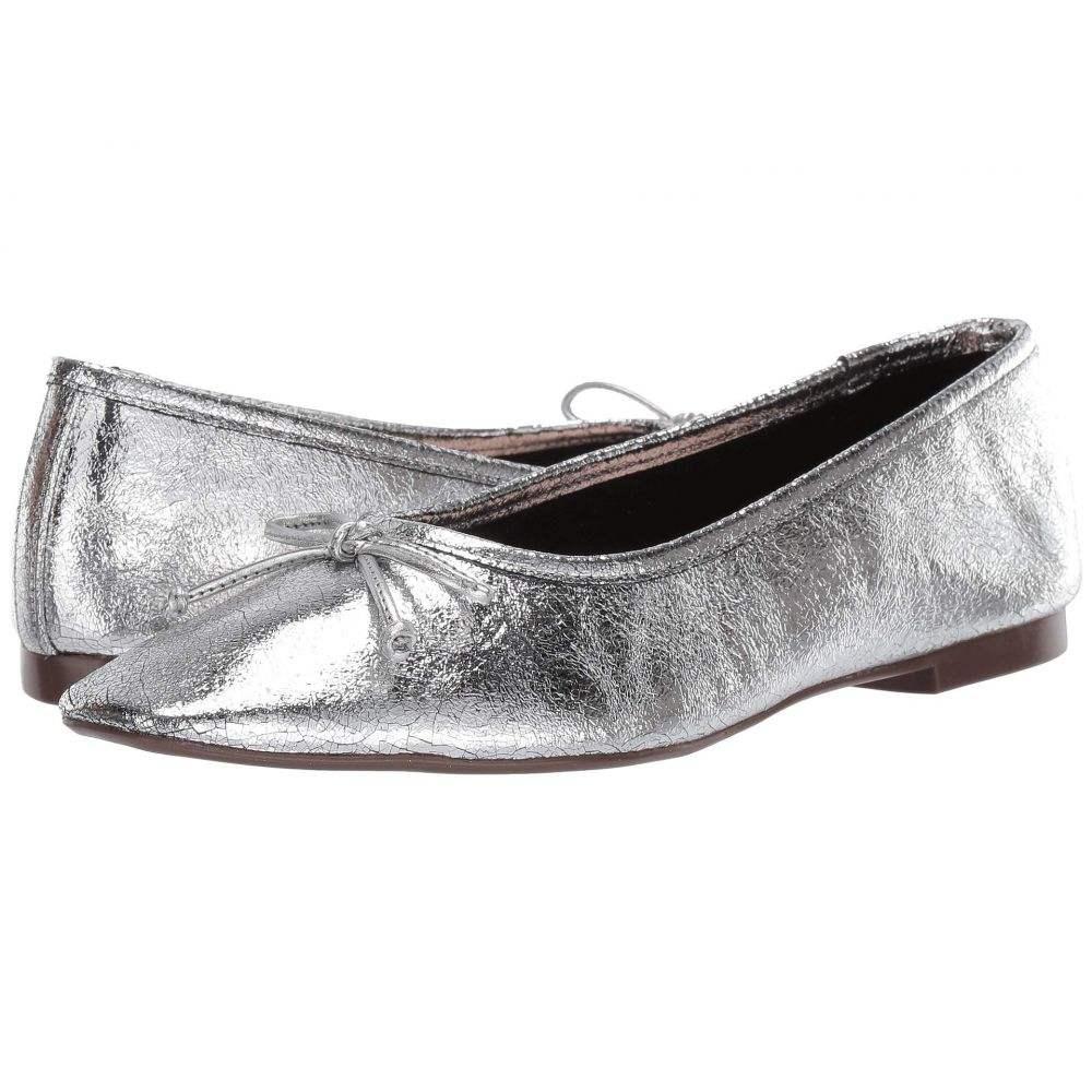 シュッツ Schutz レディース スリッポン・フラット シューズ・靴【Arissa】Silver