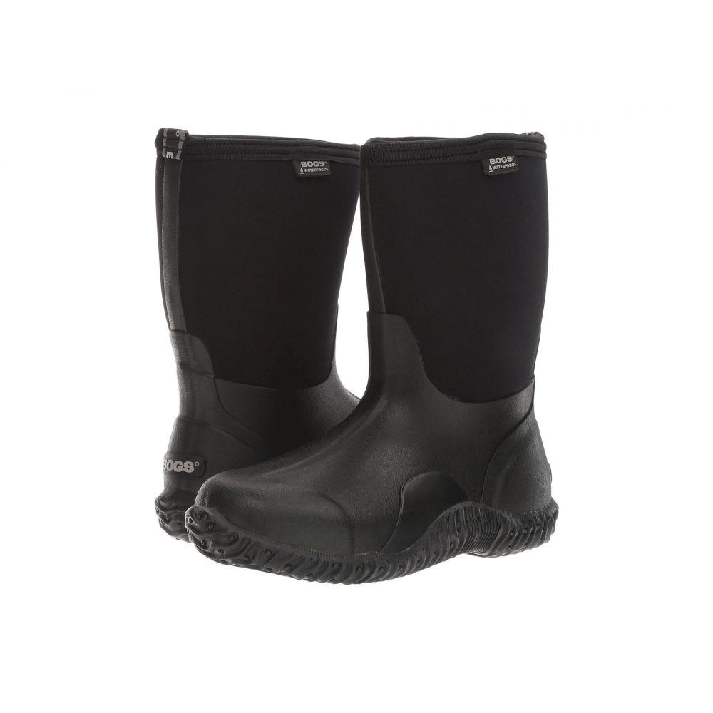 ボグス Bogs レディース ブーツ シューズ・靴【Classic Mid】Black