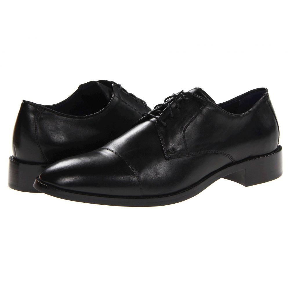 コールハーン Cole Haan メンズ 革靴・ビジネスシューズ シューズ・靴【Lenox Hill Cap Ox】Black