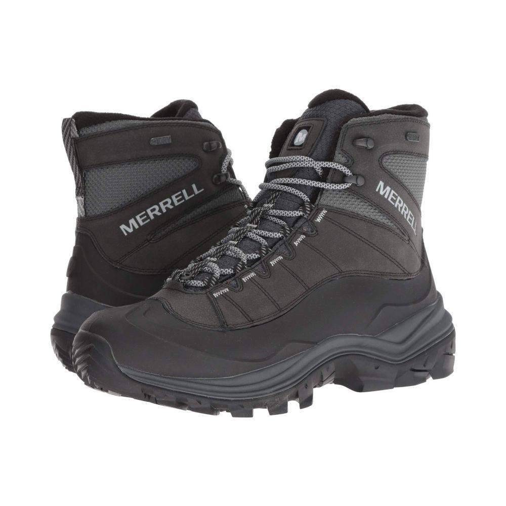 メレル Merrell メンズ ブーツ シューズ・靴【Thermo Chill 6' Shell Waterproof】Black
