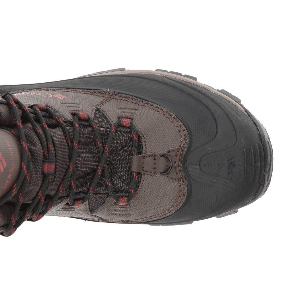 コロンビア Columbia メンズ ブーツ シューズ・靴 Bugaboot III Wide Cordovan RustyFK3TJcu15l