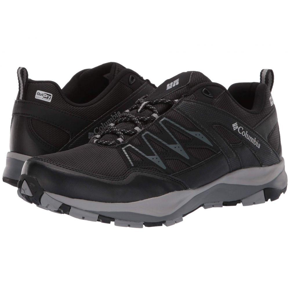 コロンビア Columbia メンズ ハイキング・登山 シューズ・靴【Wayfinder(TM) Outdry(TM)】Black/Lux
