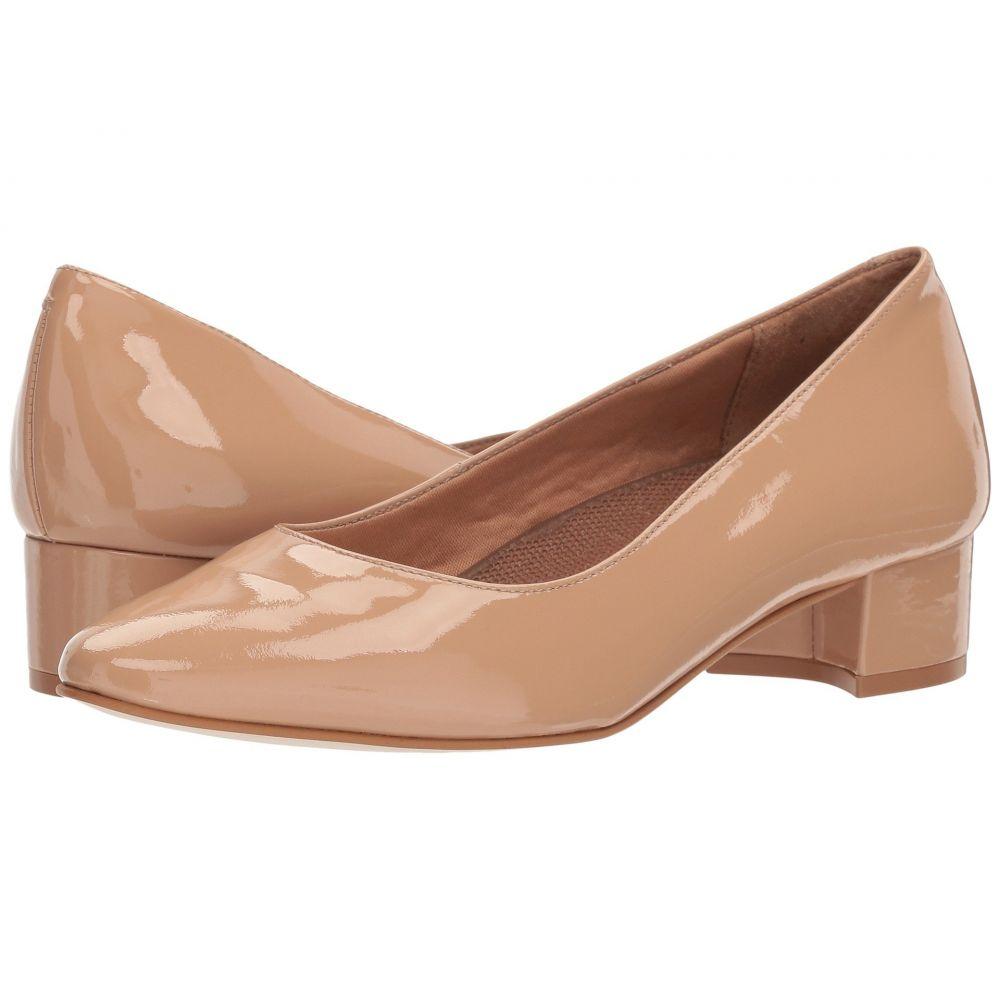ウォーキング クレードル Walking Cradles レディース ヒール シューズ・靴【Heidi】New Nude Patent