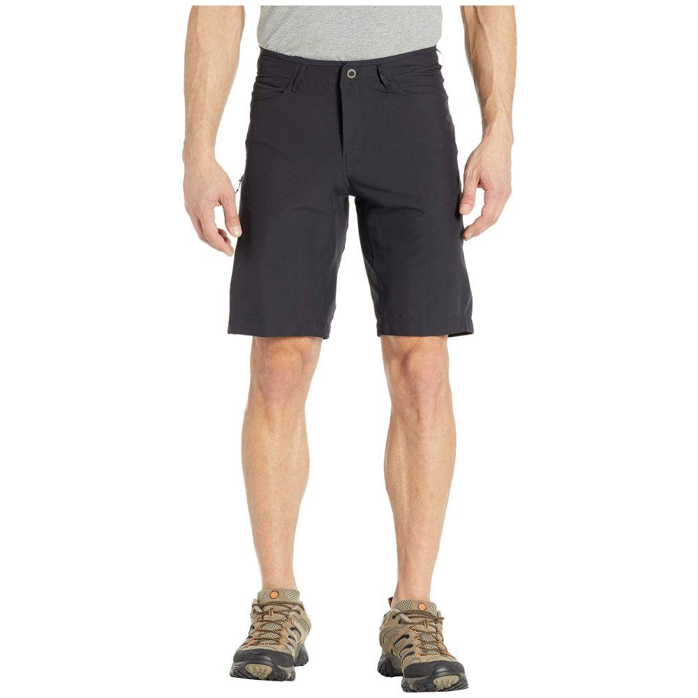 アークテリクス Arc'teryx メンズ ショートパンツ ボトムス・パンツ【Creston 11' Shorts】Black