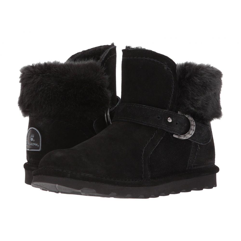 ベアパウ Bearpaw レディース ブーツ シューズ・靴【Koko】Black/Black