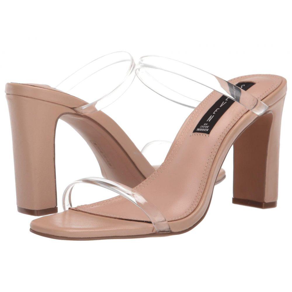 スティーブン Steven レディース サンダル・ミュール シューズ・靴【Jersey Heeled Sandal】Blush Multi
