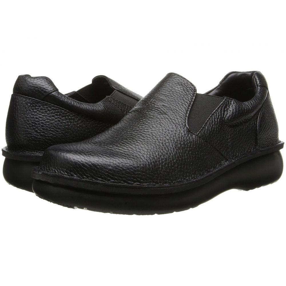 プロペット Propet メンズ ローファー シューズ・靴【Galway Walker】Black Grain