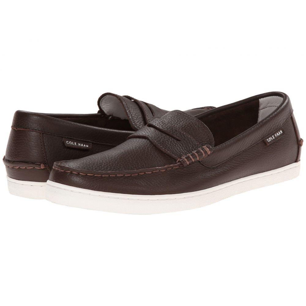 コールハーン Cole Haan メンズ ローファー シューズ・靴【Pinch Weekender】Java Leather/White