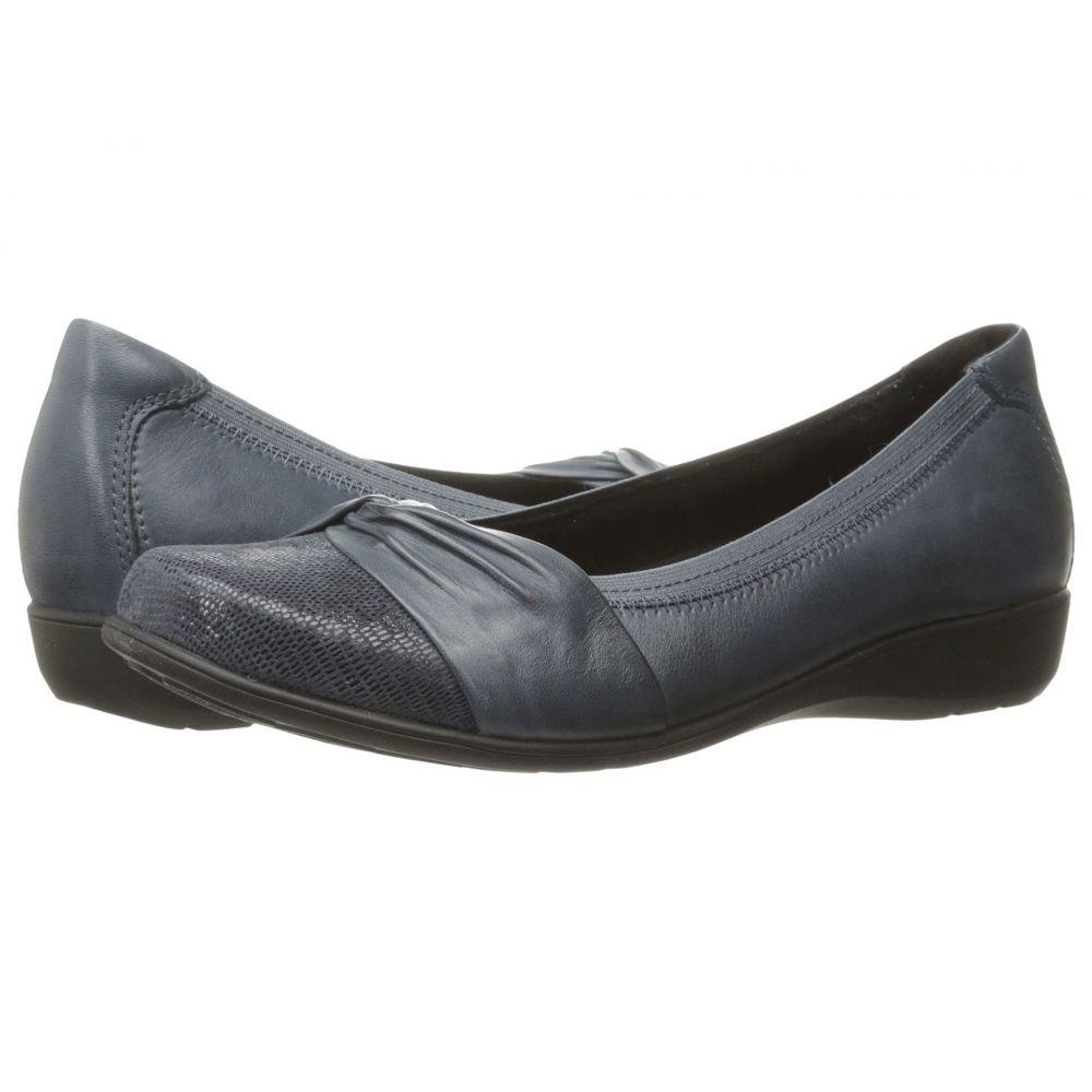アラヴォン Aravon レディース スリッポン・フラット シューズ・靴【Andrea-AR】Navy