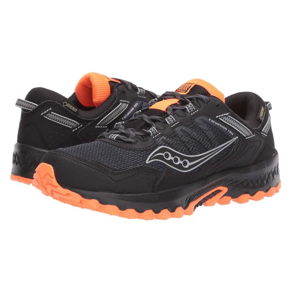 サッカニー Saucony メンズ ランニング・ウォーキング シューズ・靴【Versafoam Excursion TR13 GTX】Black/Orange