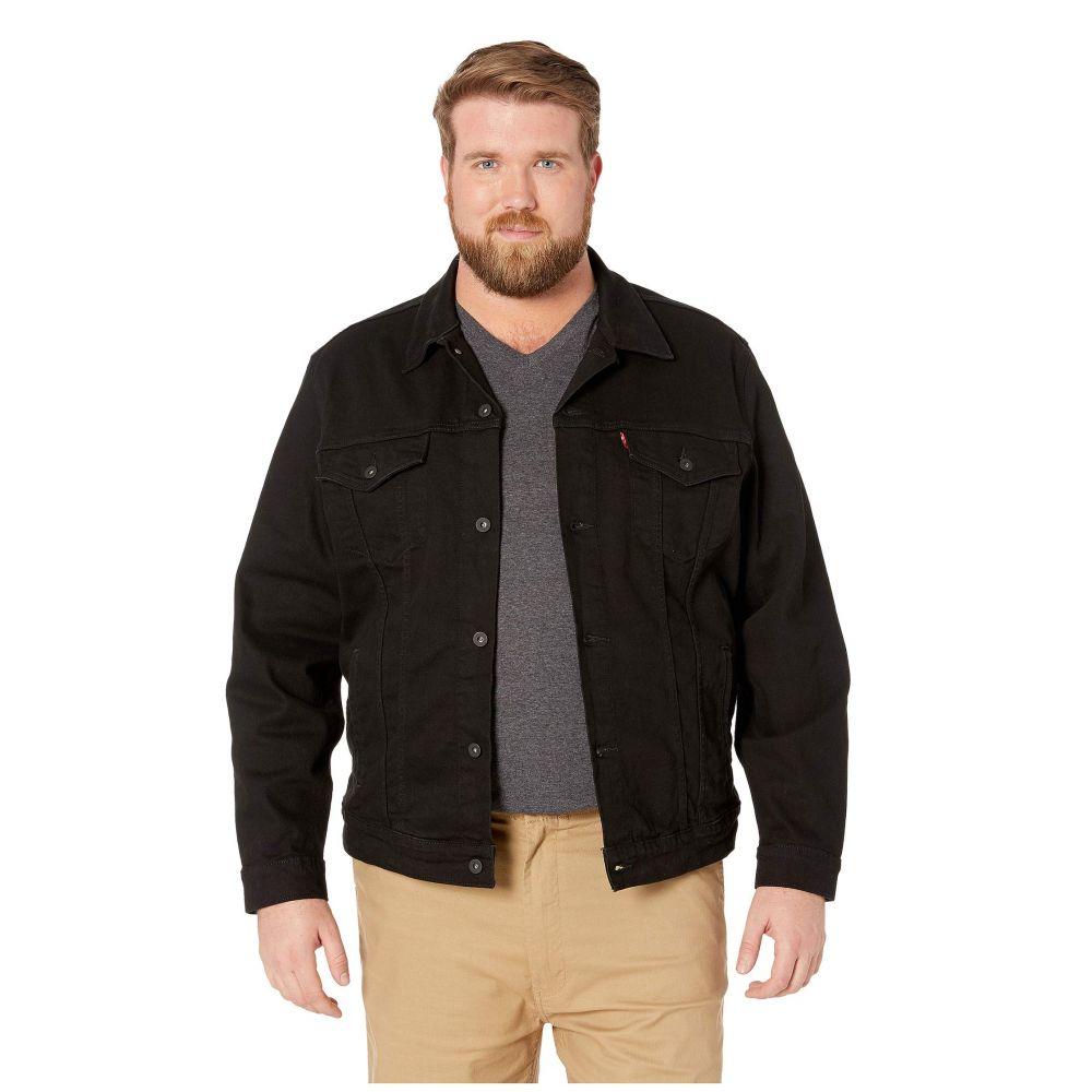 リーバイス Levi's Big & Tall メンズ ジャケット 大きいサイズ アウター【Big & Tall Trucker Jacket】Lamar Stretch