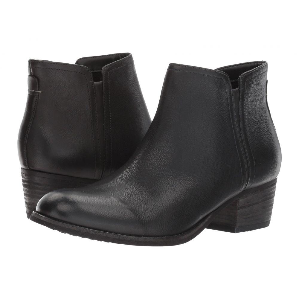 クラークス Clarks レディース ブーツ シューズ・靴【Maypearl Ramie】Black Leather