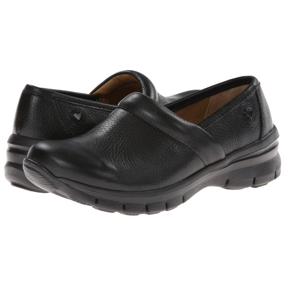 ナースメイト Nurse Mates レディース サンダル・ミュール シューズ・靴【Libby】Black