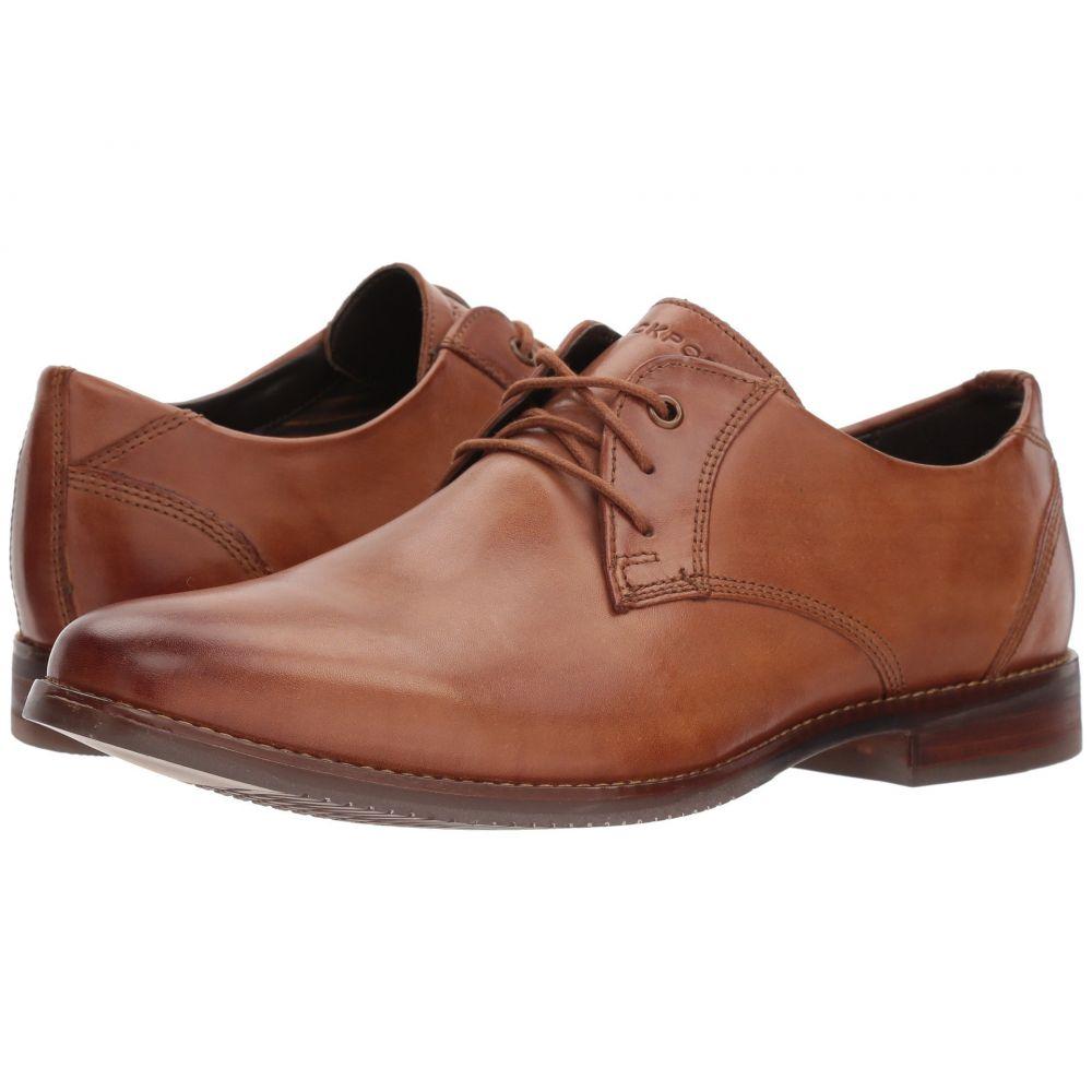 ロックポート Rockport メンズ 革靴・ビジネスシューズ シューズ・靴【Style Purpose Blucher】Cognac Leather