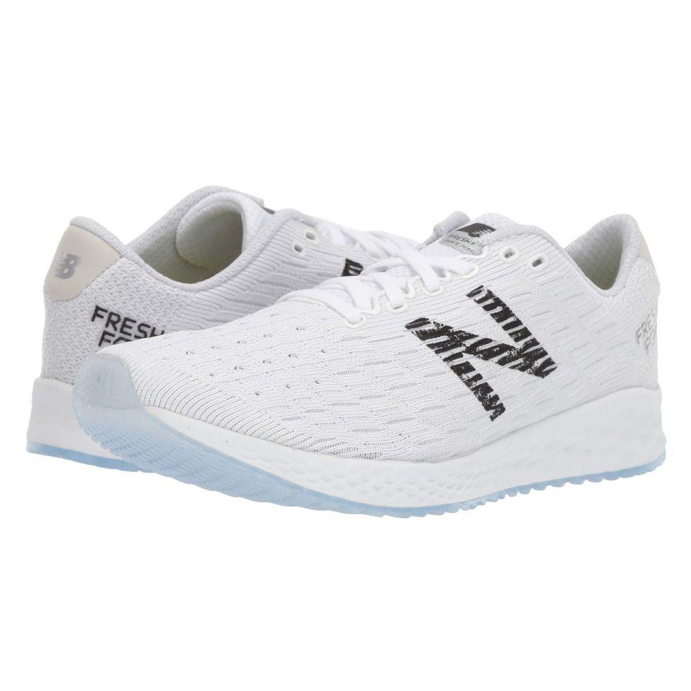 ニューバランス New Balance レディース ランニング・ウォーキング シューズ・靴【Fresh Foam Zante Pursuit v1】White/Summer Fog
