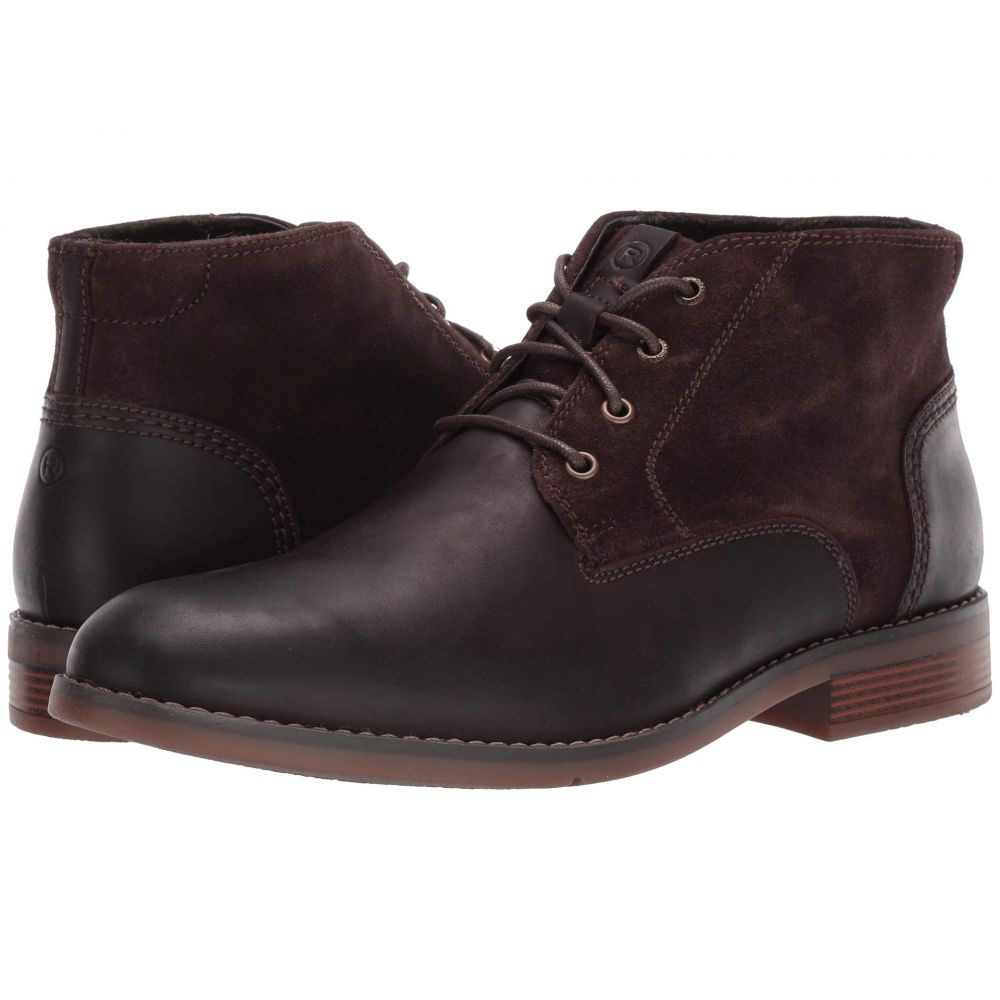 ロックポート Rockport メンズ ブーツ チャッカブーツ シューズ・靴【Colden Chukka】Dark Bitter Chocolate