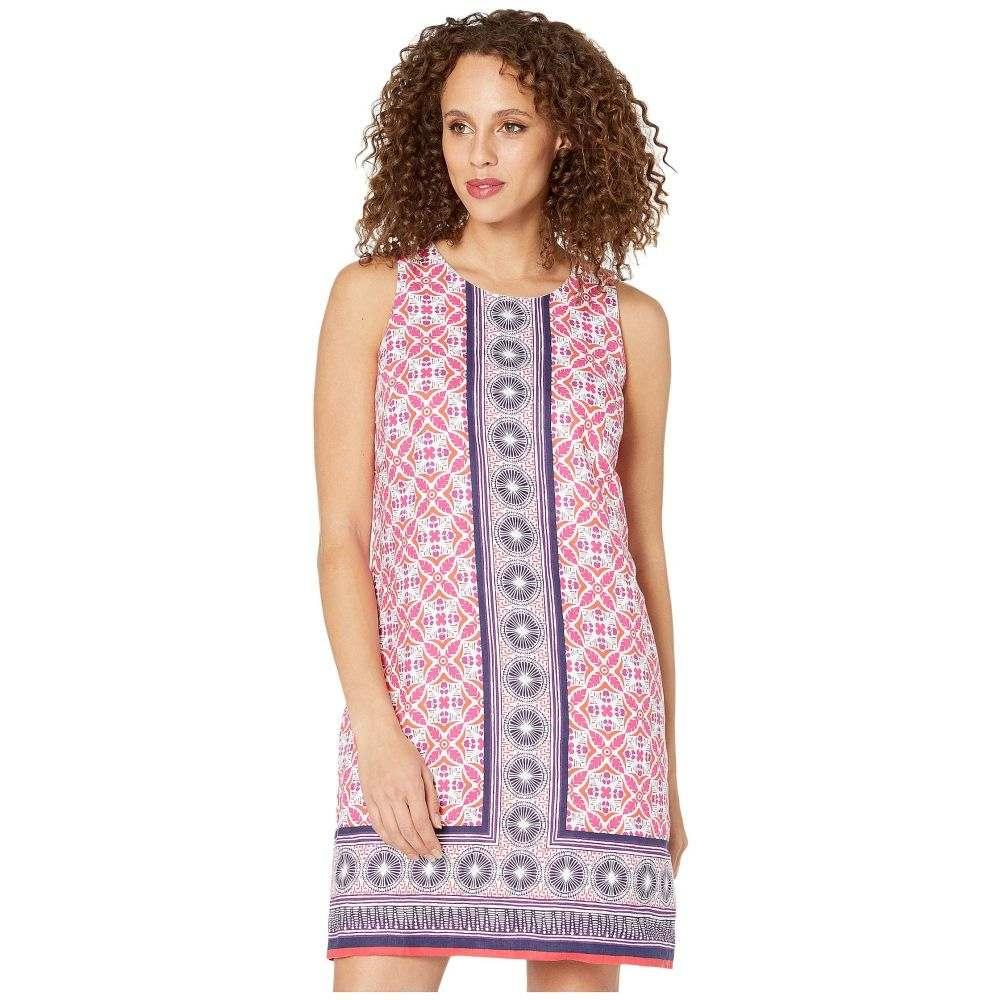 トミー バハマ Tommy Bahama レディース ワンピース シフトドレス ワンピース・ドレス【Tropical Terrazza Shift Dress】Paradise Pink