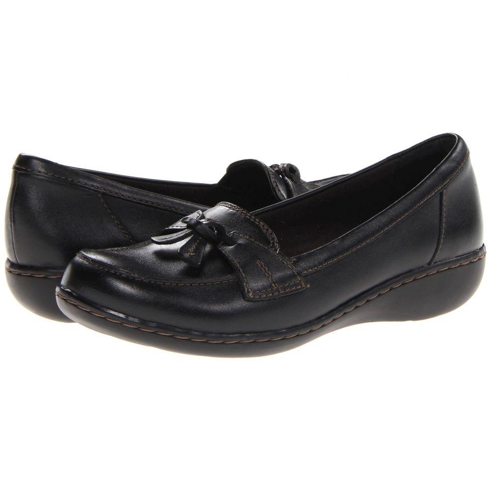 クラークス Clarks レディース ローファー・オックスフォード シューズ・靴【Ashland Bubble】Black