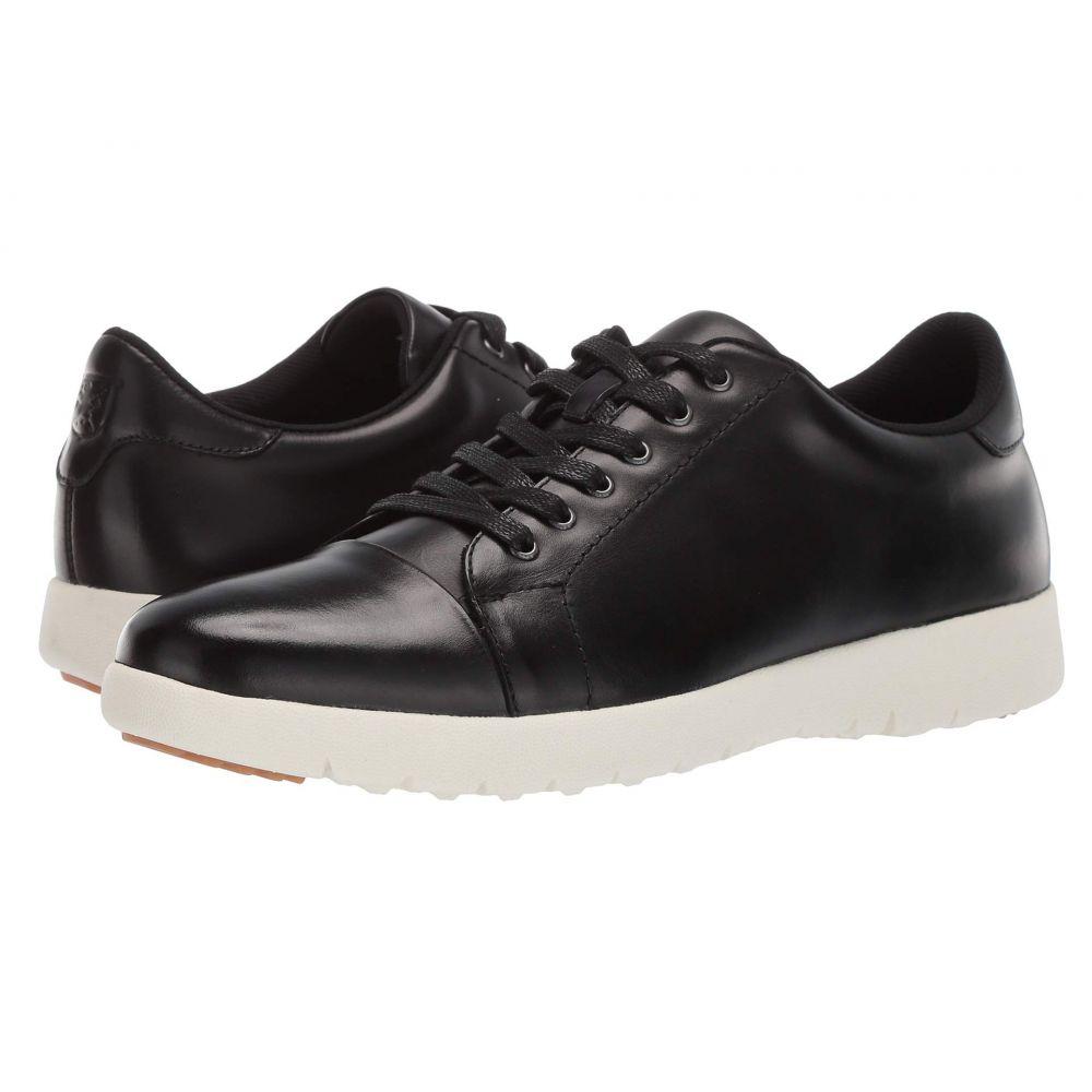 ステイシー アダムス Stacy Adams メンズ スニーカー シューズ・靴【Hawkins Cap Toe Sneaker】Black