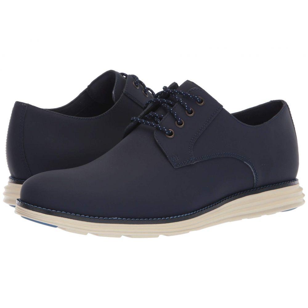コールハーン Cole Haan メンズ 革靴・ビジネスシューズ シューズ・靴【Original Grand Plain Toe】Blazer Blue Matte Leather