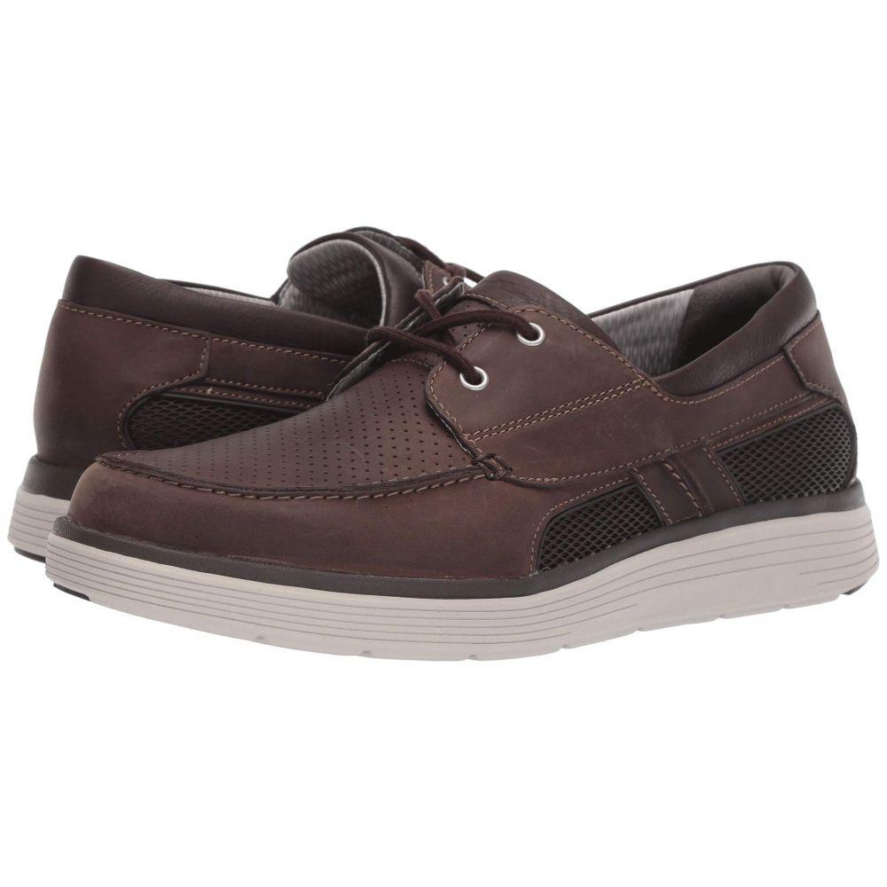 クラークス Clarks メンズ スニーカー シューズ・靴【Un Abode Step】Brown Leather