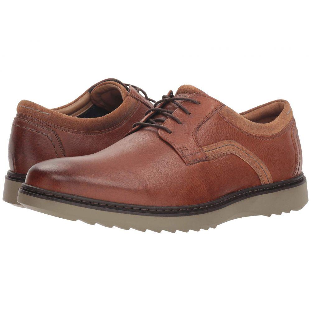 クラークス Clarks メンズ 革靴・ビジネスシューズ シューズ・靴【Un Geo Lace】Dark Tan Leather