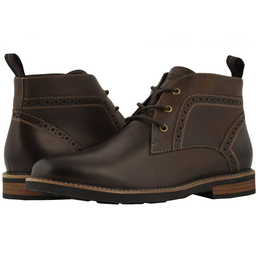 ナンブッシュ Nunn Bush メンズ ブーツ チャッカブーツ シューズ・靴【Ozark Plain Toe Chukka Boot with KORE Walking Comfort Technology】Brown CH