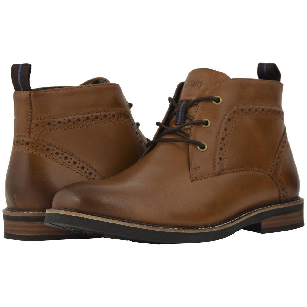 ナンブッシュ Nunn Bush メンズ ブーツ チャッカブーツ シューズ・靴【Ozark Plain Toe Chukka Boot with KORE Walking Comfort Technology】Tan CH