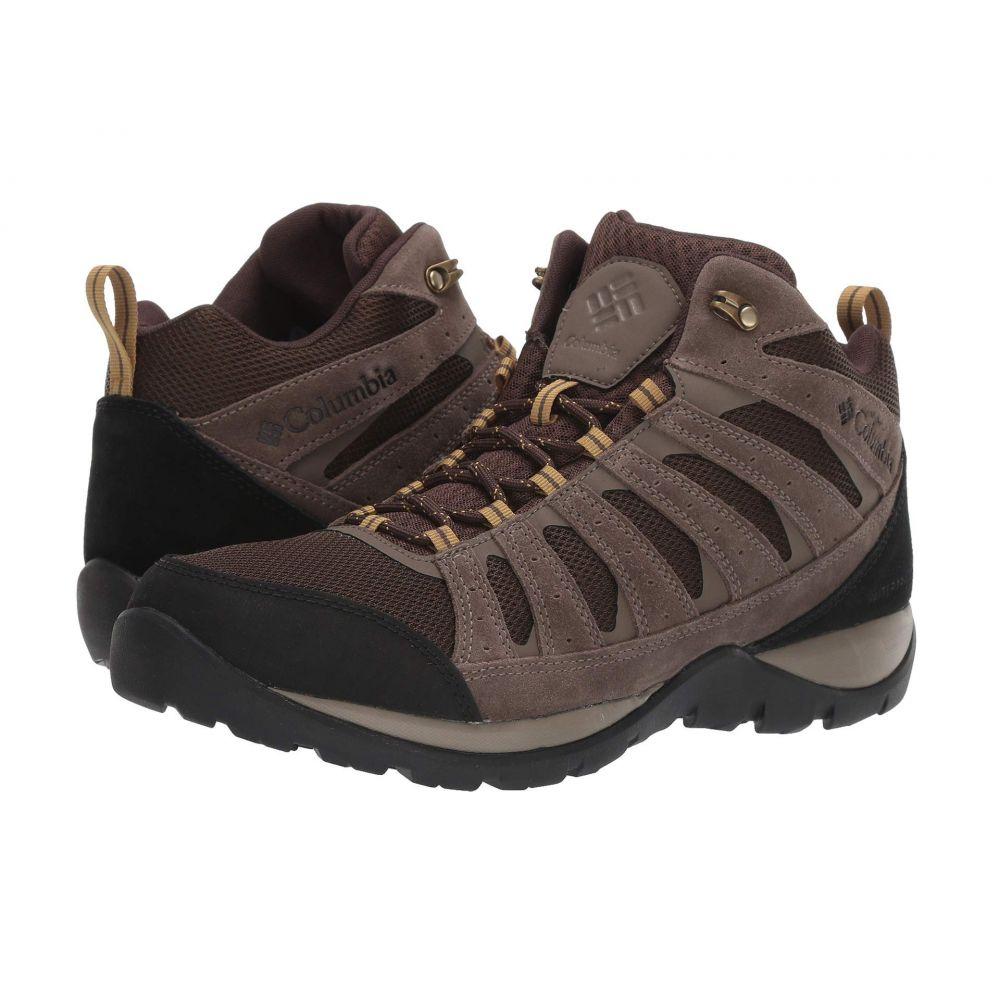 コロンビア Columbia メンズ ハイキング・登山 シューズ・靴【Redmond(TM) V2 Mid Waterproof】Cordovan/Baker