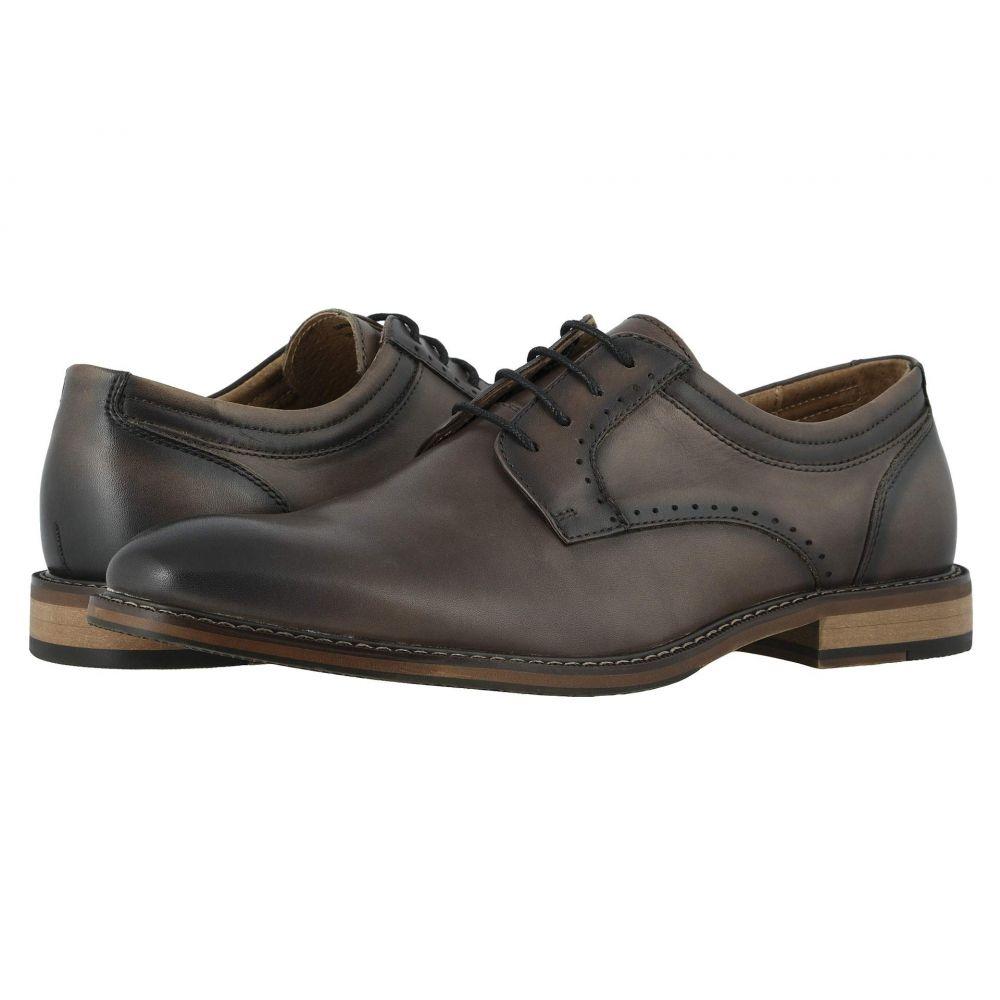 ステイシー アダムス Stacy Adams メンズ 革靴・ビジネスシューズ シューズ・靴【Faulkner Plain Toe Oxford】Gray