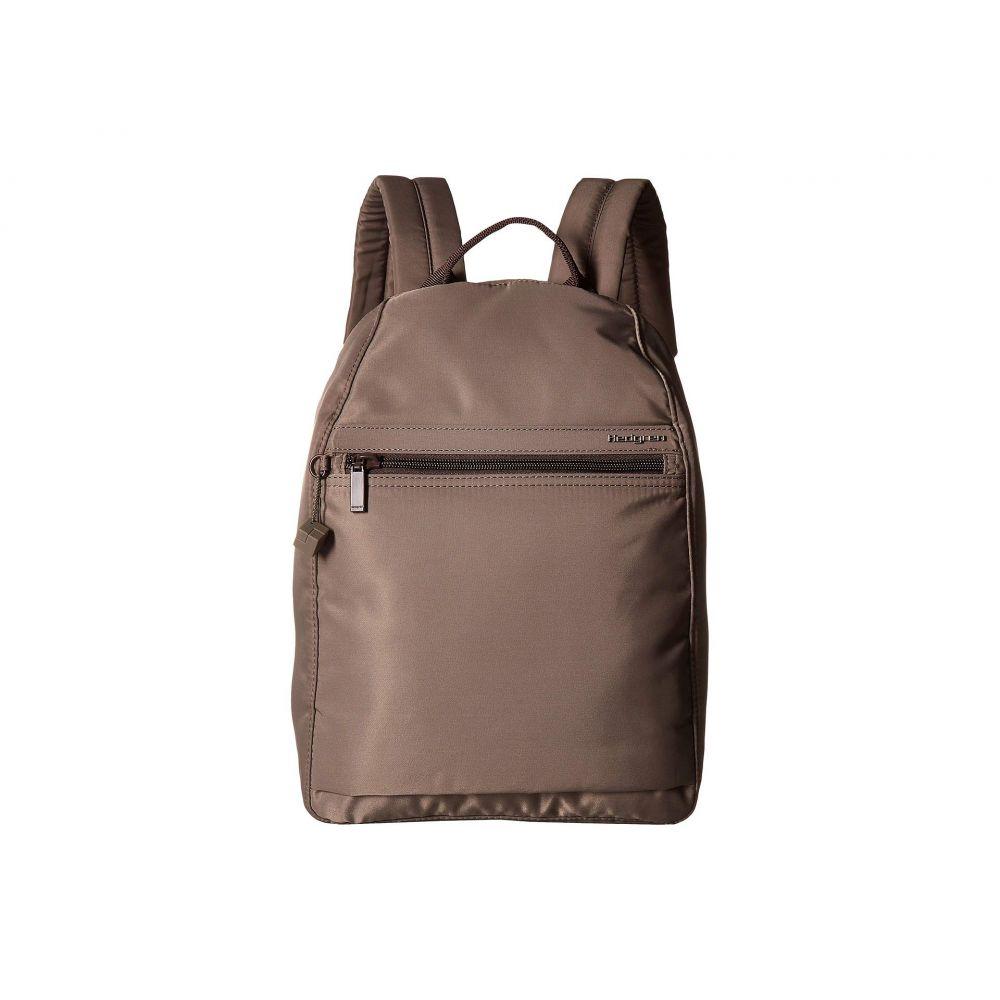 ヘデグレン Hedgren レディース バックパック・リュック バッグ【Vogue Large RFID Backpack】Sepia/Brown