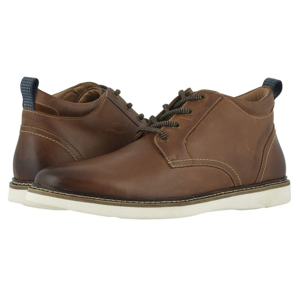 ナンブッシュ Nunn Bush メンズ ブーツ チャッカブーツ シューズ・靴【Ridgetop Plain Toe Chukka】Tan Multi