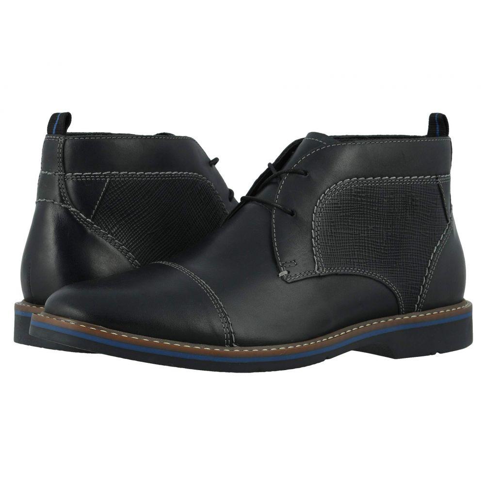 ナンブッシュ Nunn Bush メンズ ブーツ チャッカブーツ シューズ・靴【Pasadena Cap Toe Chukka】Black