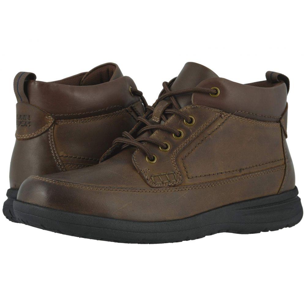 ナンブッシュ Nunn Bush メンズ ブーツ モックトゥ シューズ・靴【Cam Moc Toe Boot】Brown CH