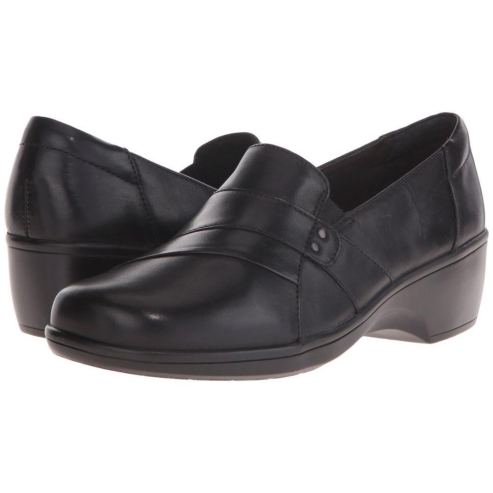 クラークス Clarks レディース ローファー・オックスフォード シューズ・靴【May Marigold】Black