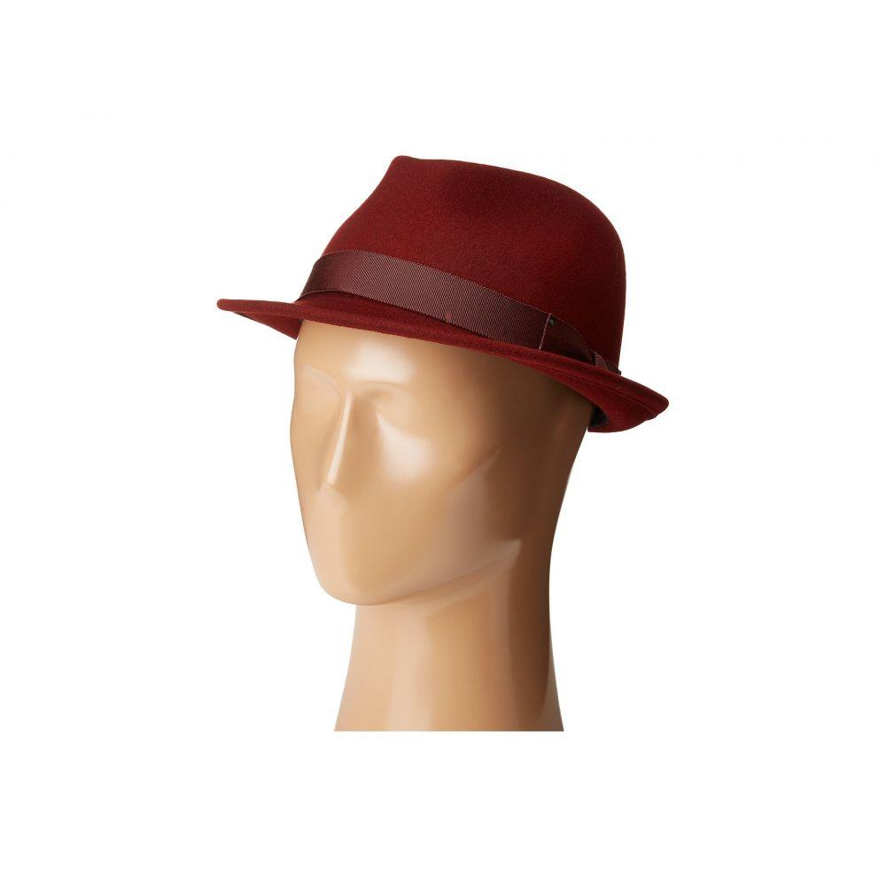 ベーリー オブ ハリウッド Bailey of Hollywood メンズ ハット 帽子【Wynn】Oxblood