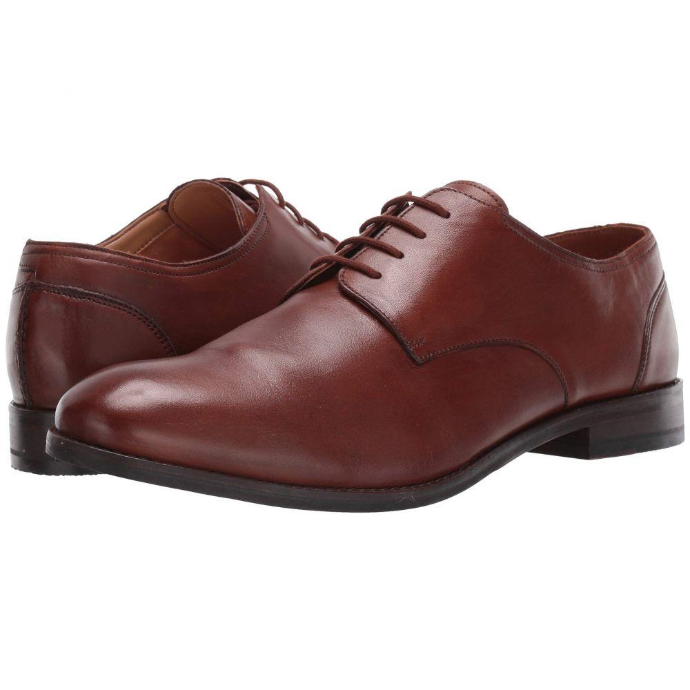 クラークス Clarks メンズ 革靴・ビジネスシューズ シューズ・靴【Flow Plain】British Tan Leather