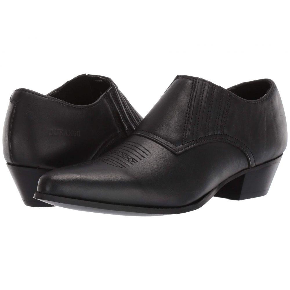 デュランゴ Durango レディース ブーツ ウエスタンブーツ シューズ・靴【Western Shoe Boot】Black