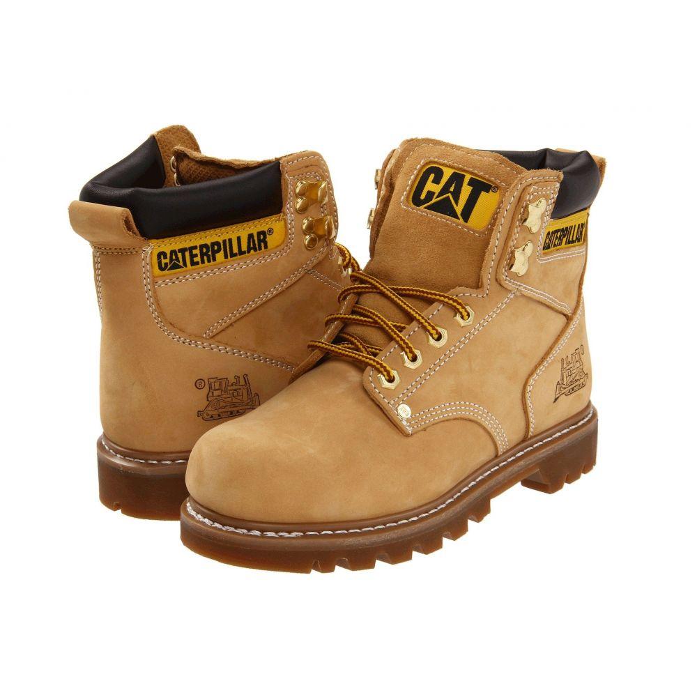 キャピタラー カジュアル Caterpillar メンズ ブーツ シューズ・靴【2nd Shift】Honey