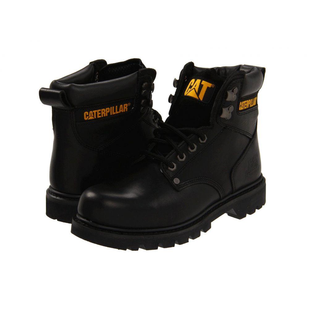 キャピタラー カジュアル Caterpillar メンズ ブーツ シューズ・靴【2nd Shift】Black