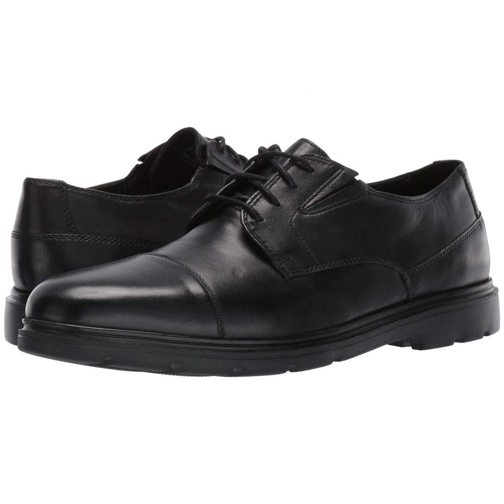 ボストニアン Bostonian メンズ 革靴・ビジネスシューズ シューズ・靴【Luglite Cap】Black Leather