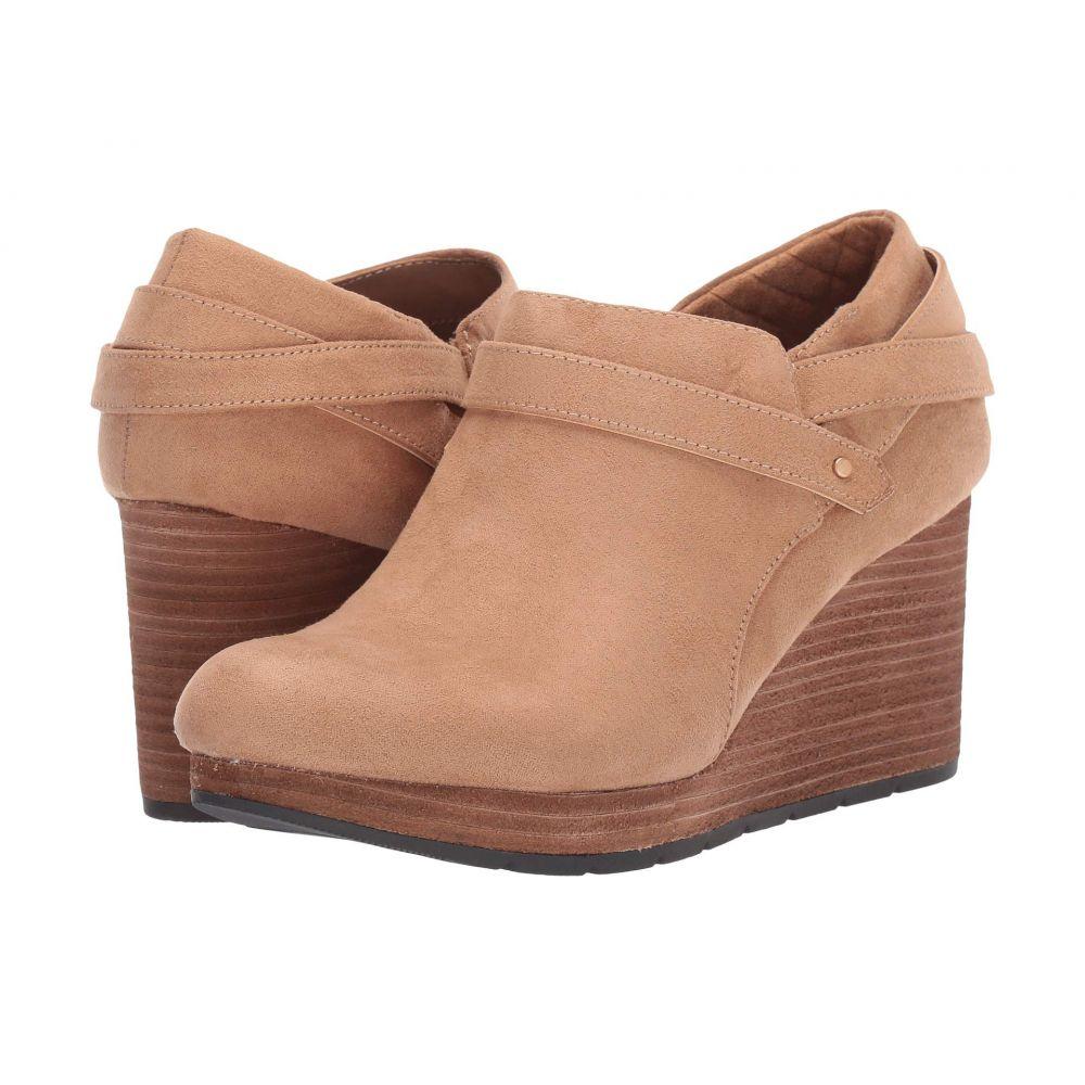 ドクター ショール Dr. Scholl's レディース ブーツ シューズ・靴【Whats Good】Nude Microfiber