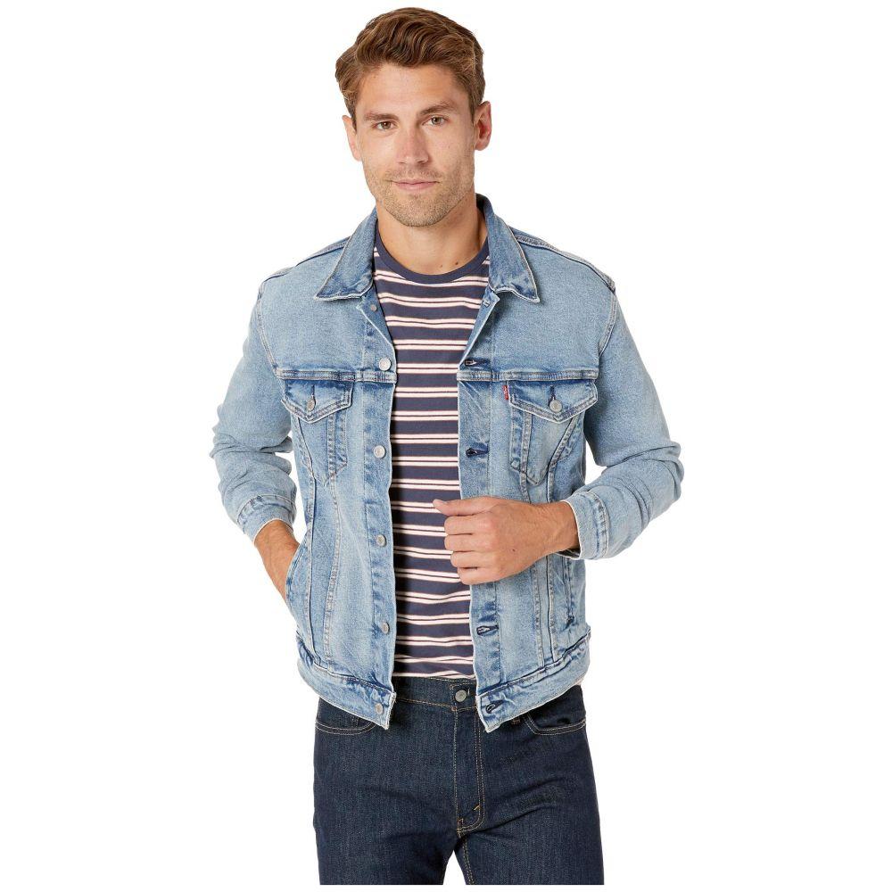 リーバイス Levi's Mens メンズ ジャケット アウター【The Trucker Jacket】Belle Town