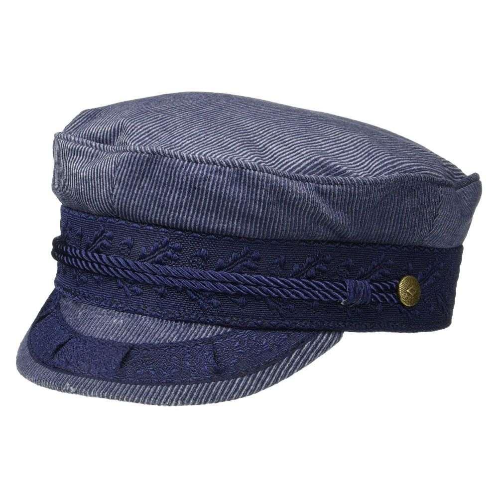 ブリクストン Brixton レディース 帽子 【Albany Cap】Light Navy