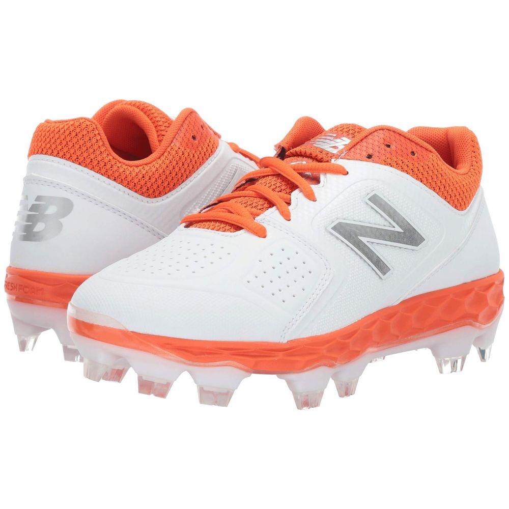 ニューバランス New Balance レディース サッカー シューズ・靴【Fresh Foam SPVELOv1】Orange/White