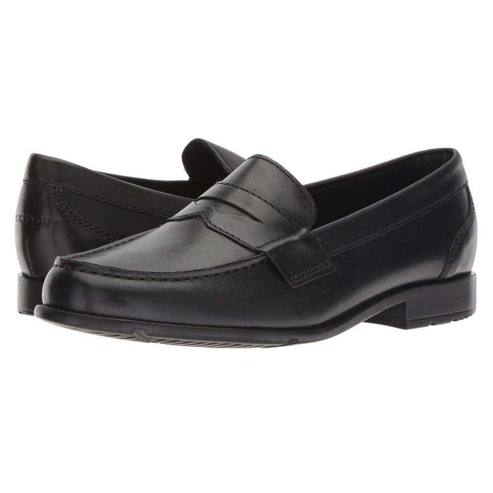 ロックポート Rockport メンズ ローファー シューズ・靴【Classic Loafer Lite Penny】Black II