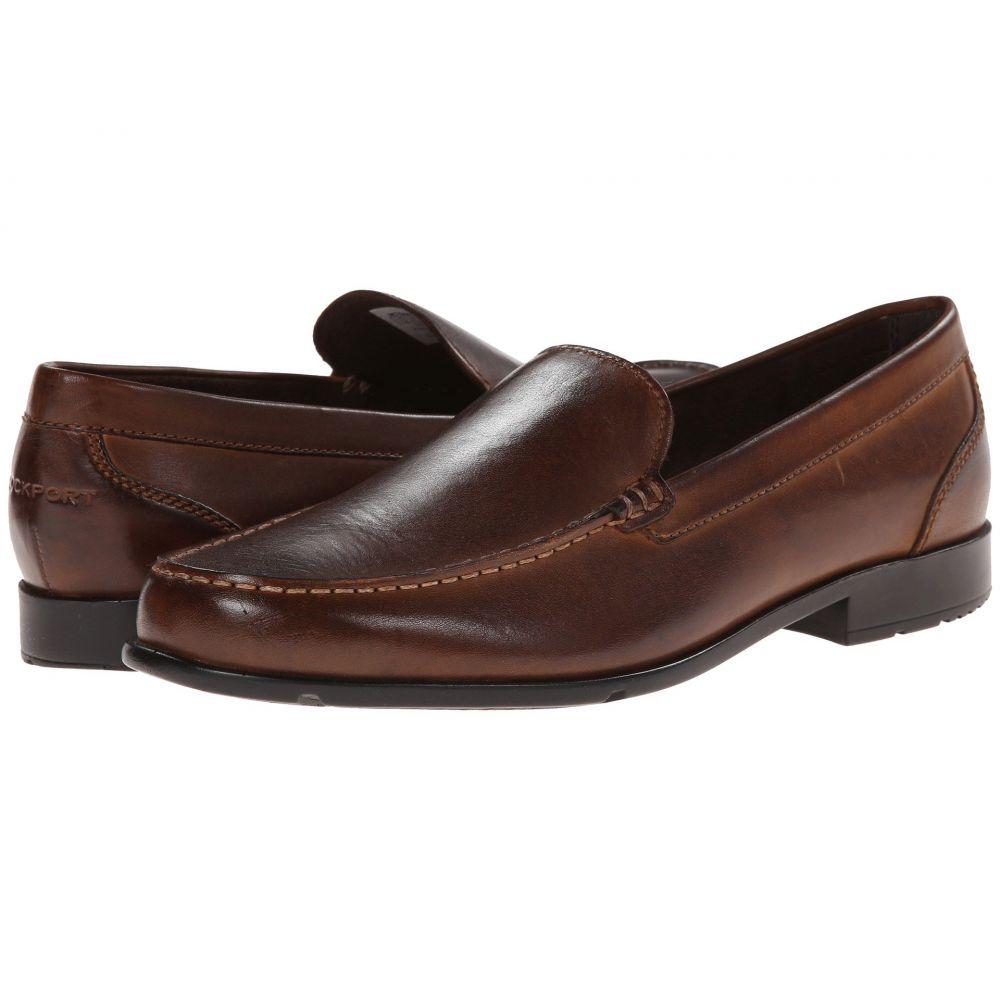 ロックポート Rockport メンズ ローファー シューズ・靴【Classic Loafer Lite Venetian】Dark Brown